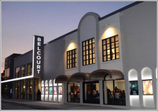 The Belcourt Theater Nashville TN