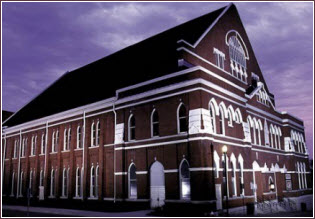 The Ryman Nashville TN