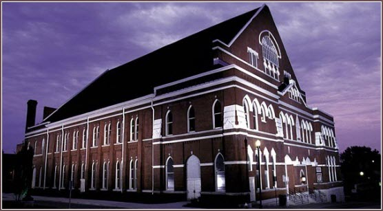 The Ryman Nashville TN