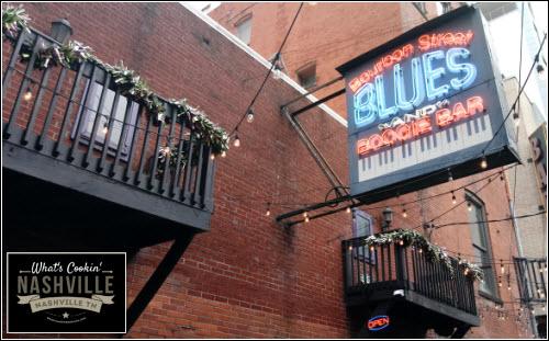 Blues Street Blues & Boogie Bar What's Cookin' Nashville